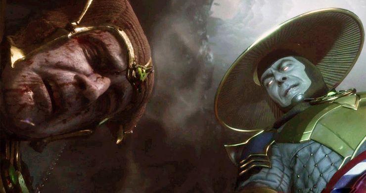 Raiden S 10 Most Memorable Quotes In Mortal Kombat History Ranked