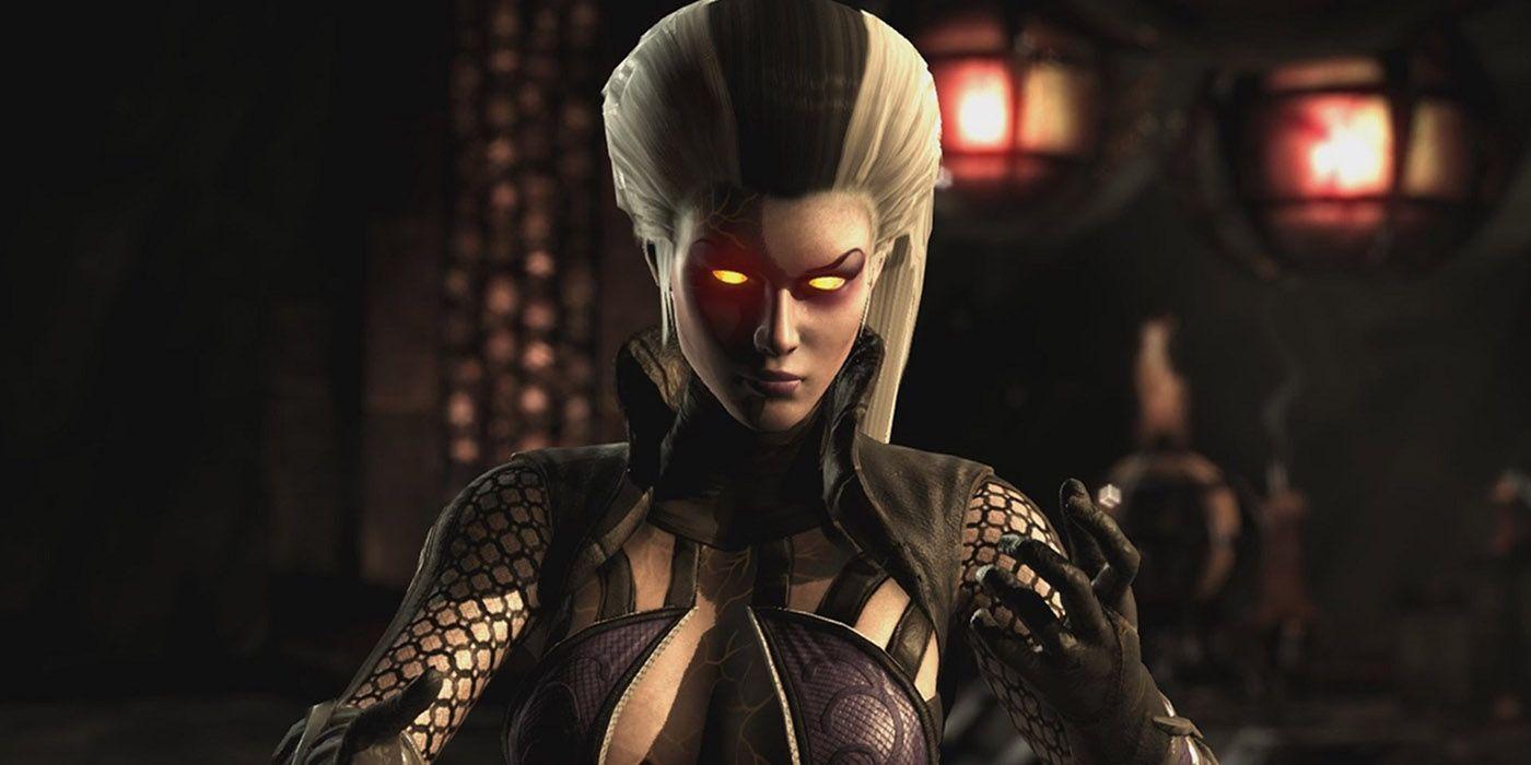 Mortal Kombat 11 Sindel Animation Teases Gameplay Reveal Trailer