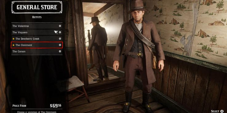 The 5 Best Outfits In Red Dead Redemption 2 (& The 5 Worst)