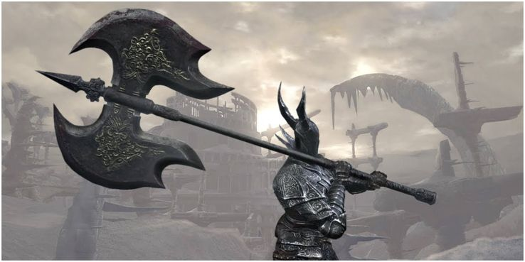 Ranked: 10 Most Powerful Weapons In Dark Souls 2 | Game Rant
