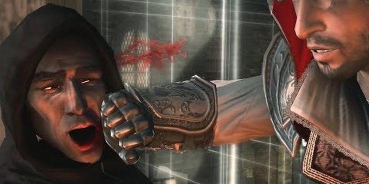 Assassin S Creed 10 Best Ezio Auditore Kills Game Rant