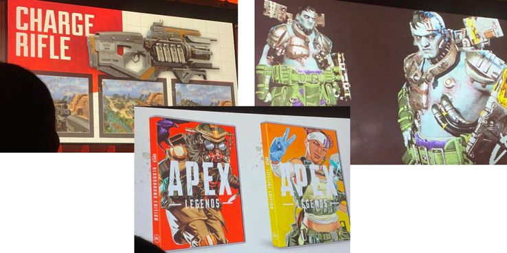 First Image Of New Apex Legends Character Crypto Leaks