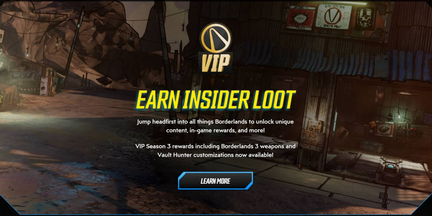 Borderlands 3 Boost Code