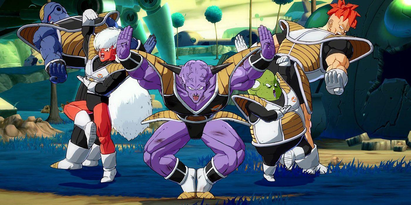 Dragon Ball Z Kakarot: Who Is Bonyu From Ginyu Force?
