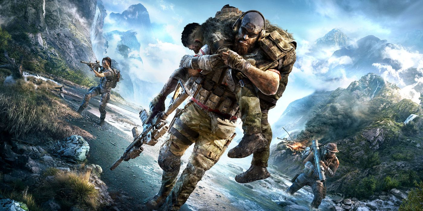 New Ghost Recon Breakpoint Trailer Has Lil Wayne, Snoop Dogg