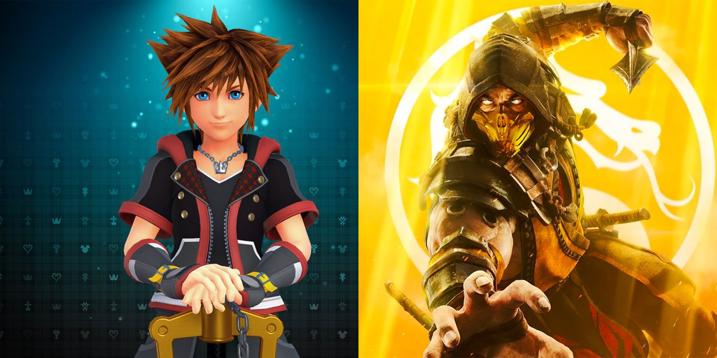 Mortal Kombat 11 and Kingdom Hearts 3 On Sale At Best Buy