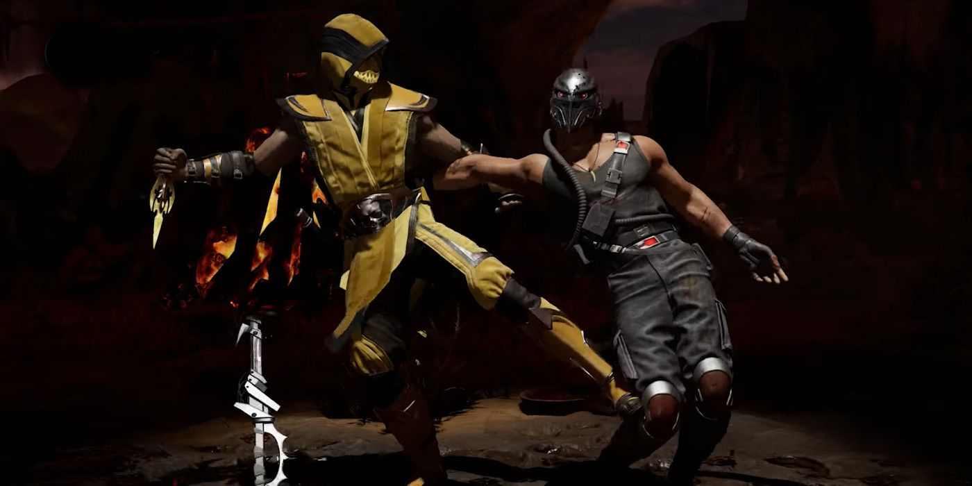 Flipboard: Mortal Kombat 11: The Not So Subtle Art of the Brutality