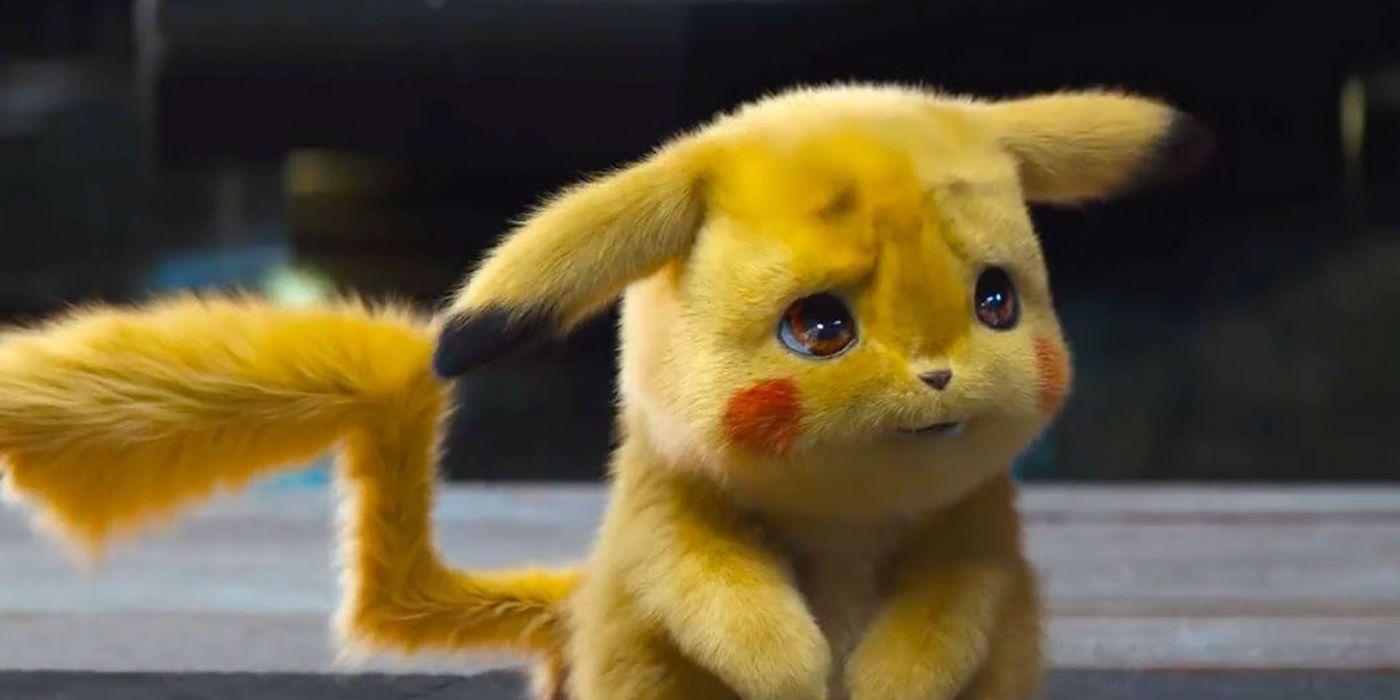 Sad Detective Pikachu Meme Brought To Life As A Depressed Plush Toy