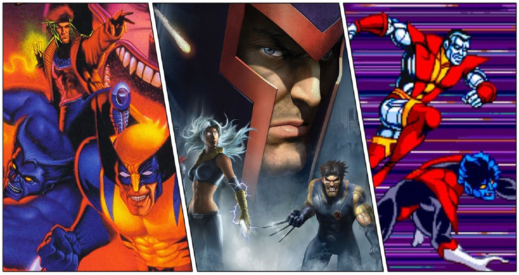 10 Best X-Men Video Games, Ranked