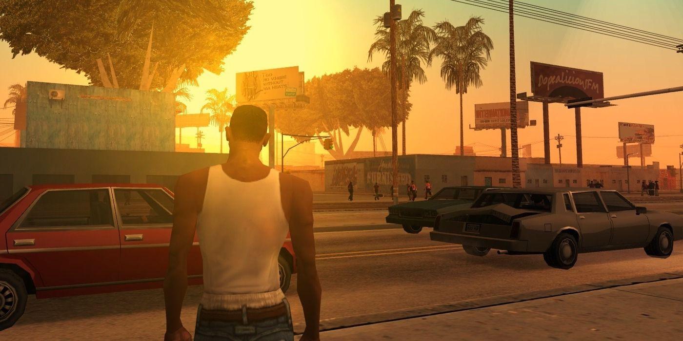 Grand Theft Auto: San Andreas Fans Discover New Secret Cheats