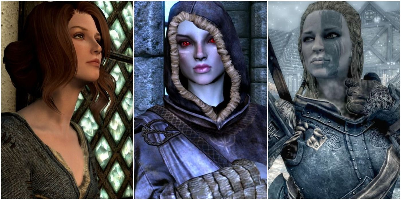 In skyrim to marry looking man best Marriable Characters