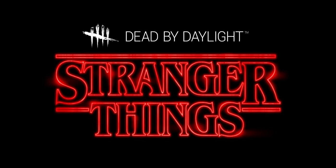 Dead by Daylight Stranger Things Update Out Now