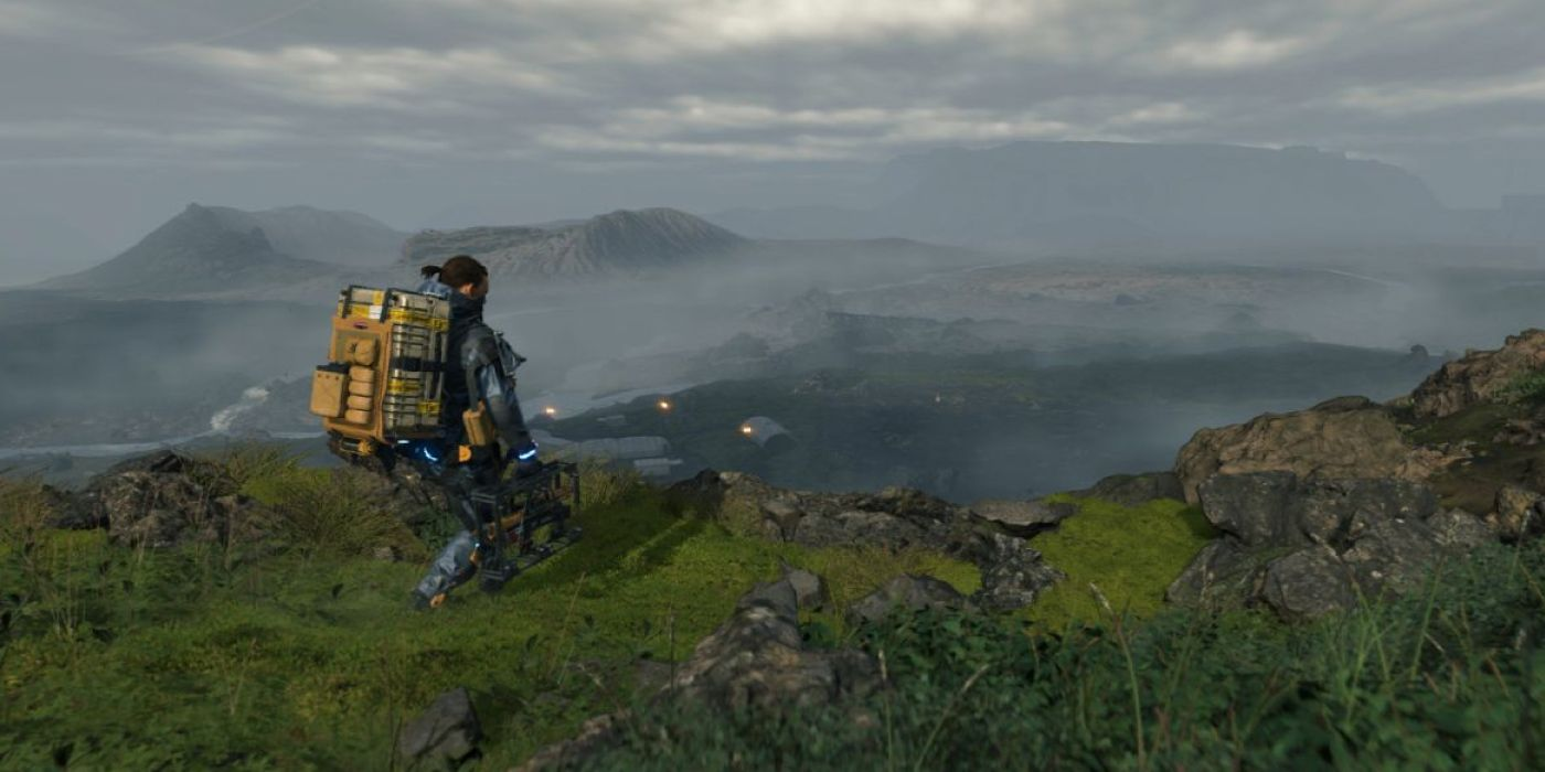 Death Stranding: Kojima Responds to Walking Simulator Criticisms