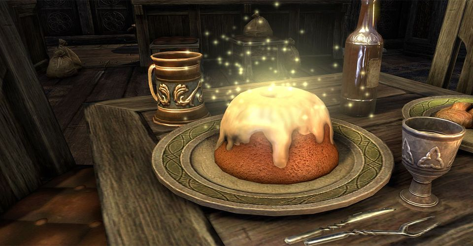 Image result for elder scrolls sweet roll