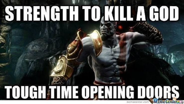 10 Hilarious God Of War Memes That Make Us Yell Boy! | Game Rant