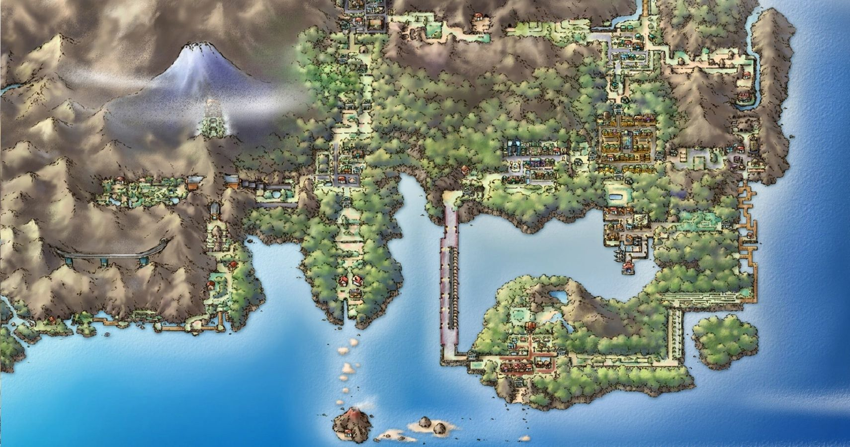 Pokémon: 10 Facts You Didn't Know About Kanto