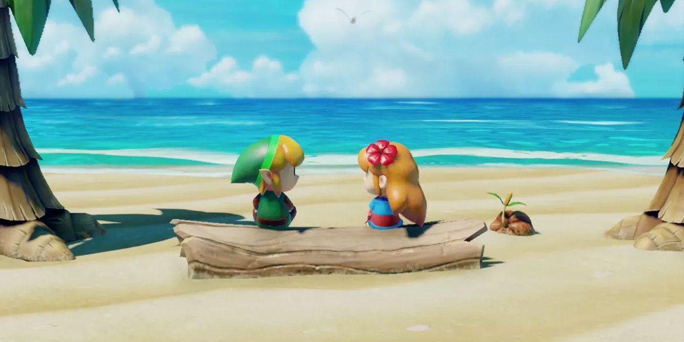 The Legend Of Zelda Link S Awakening Where Is Marin After
