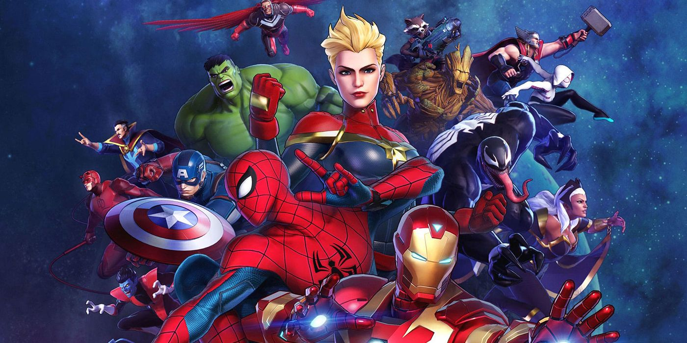Marvel Ultimate Alliance 3 Reveals New Free Costume Dlc Related:captain marvel cosplay captain marvel costume women captain america costume. marvel ultimate alliance 3 reveals new