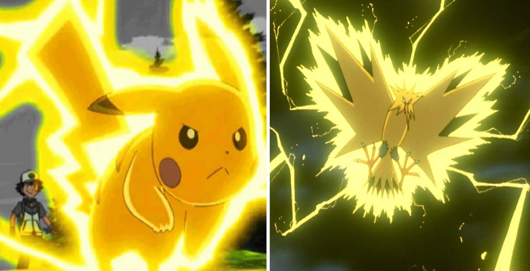 Pokémon The 10 Best Electric Moves Ranked Game Rant