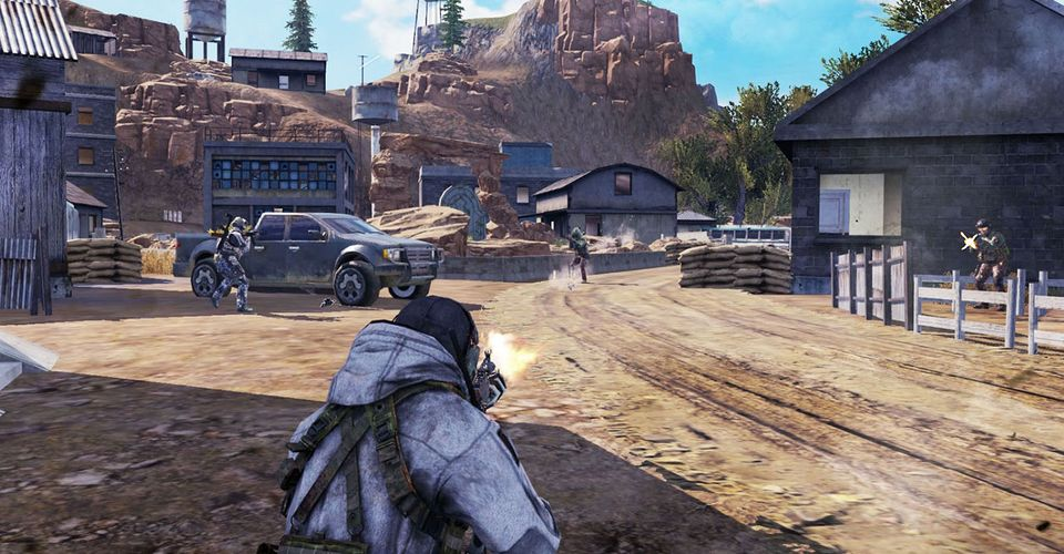 Call Of Duty Mobile Has A Bot Problem Game Rant