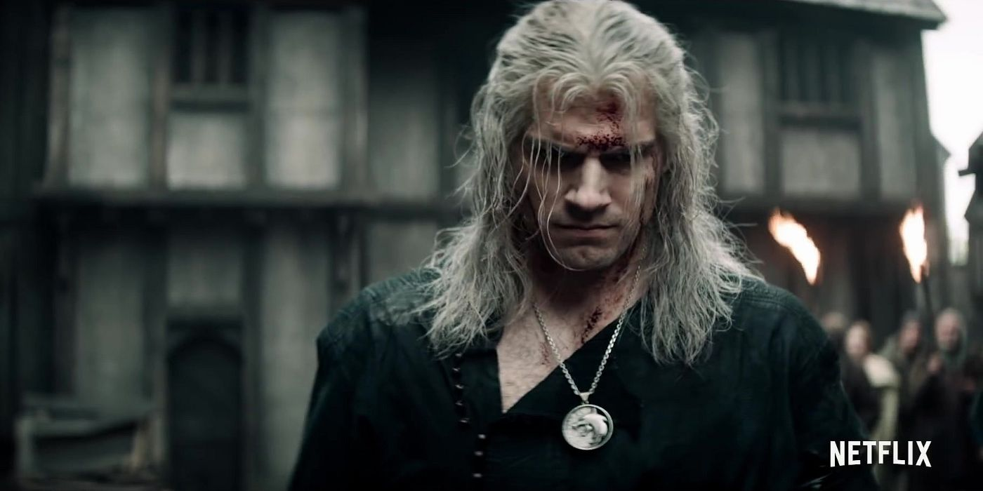 The Witcher Tv Series Features Classic Scene From The Game