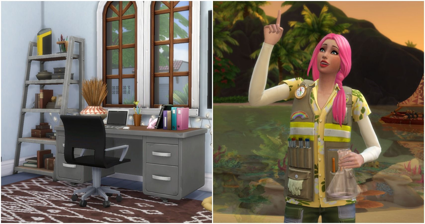 The Sims 4: The Best Career For Your Sim (Based On The University They Attended)