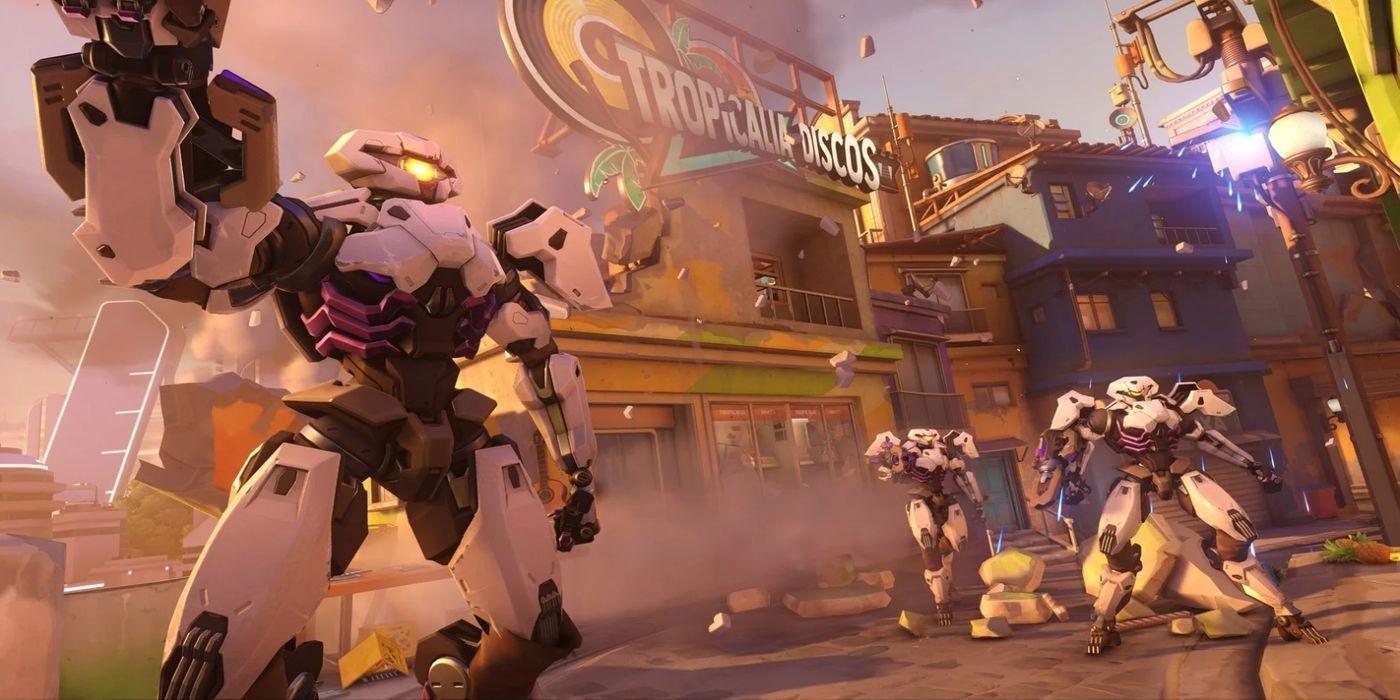 Overwatch 2 Director Talks 'Demoralizing' Leaks