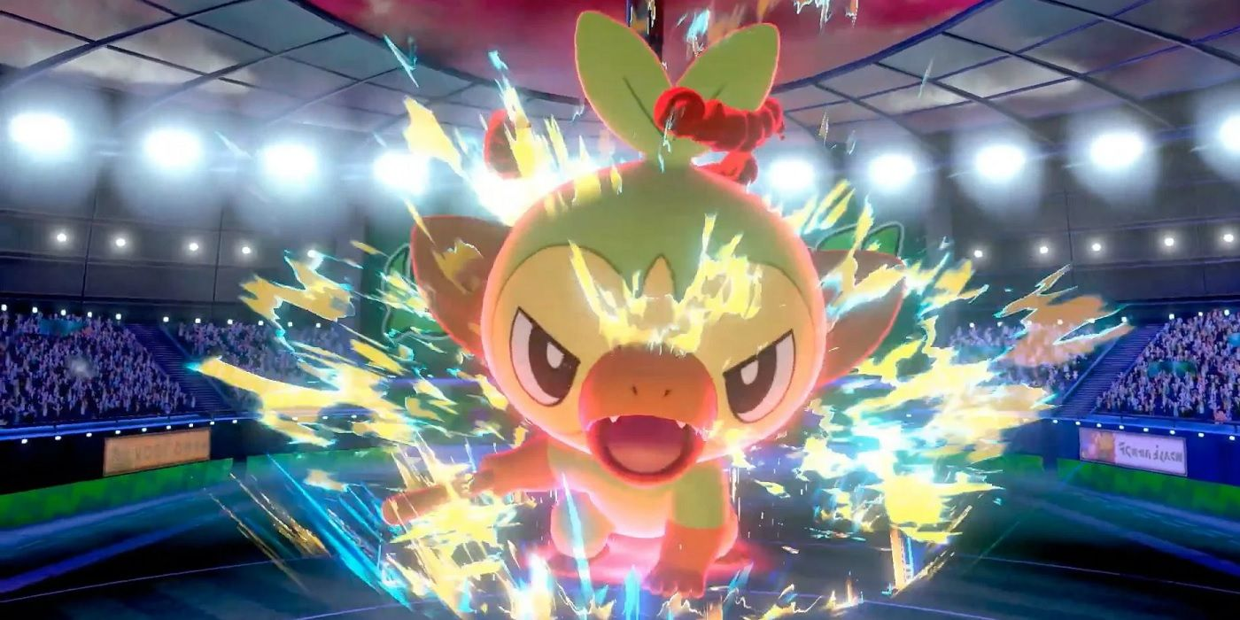 Pokemon Sword And Shield Controversy Explained Game Rant You're currently viewing grookey's pokédex page for pokémon sword & shield. pokemon sword and shield controversy
