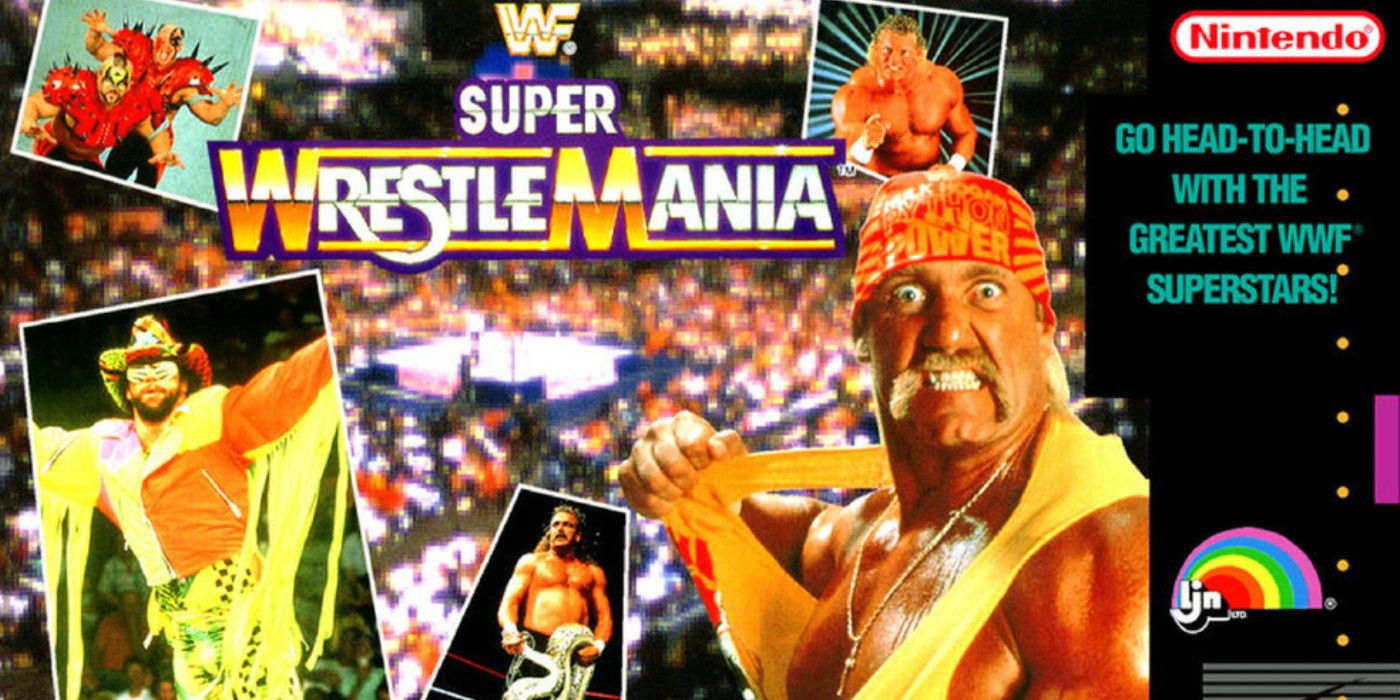4 Best Wrestling Games On The Snes The 4 Worst Game Rant