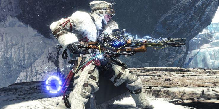 Monster Hunter World Iceborne How To Beat Safi Jiiva Game Rant