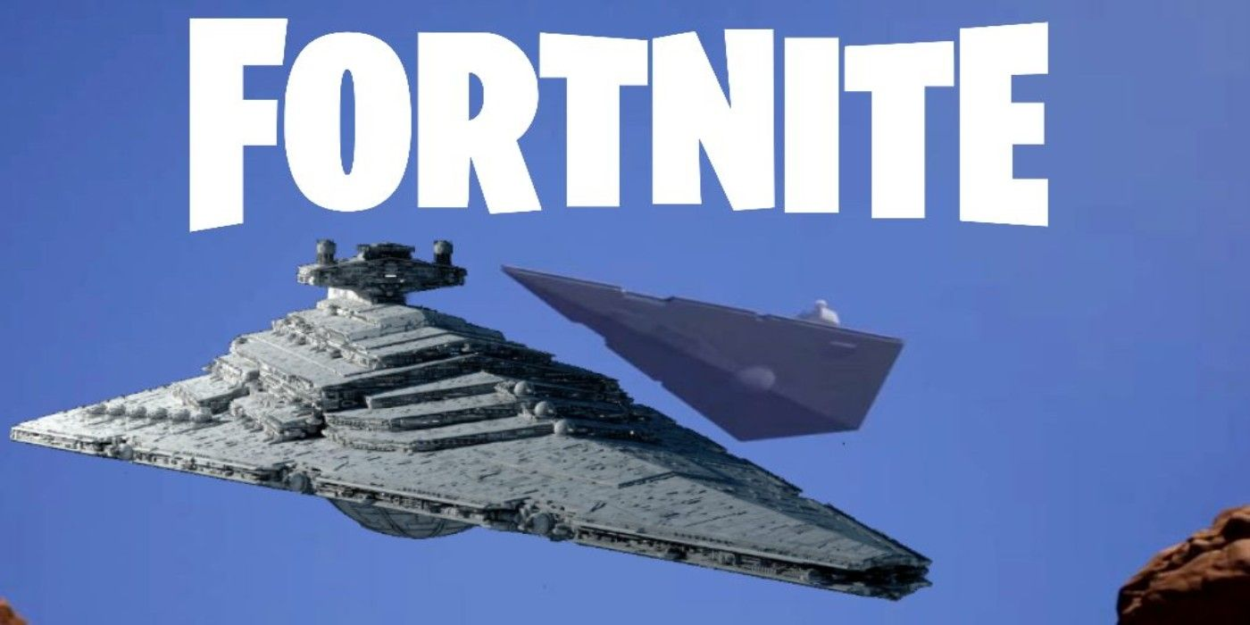 Fortnite x Star Wars Crossover: Here's What Happens When You Reach the Star Destroyer