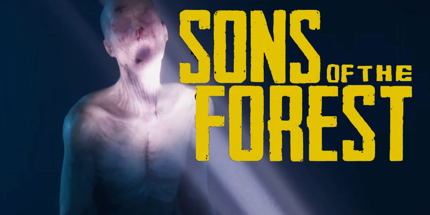 Horror Sequel Sons of the Forest Debuts First Trailer   Game Rant