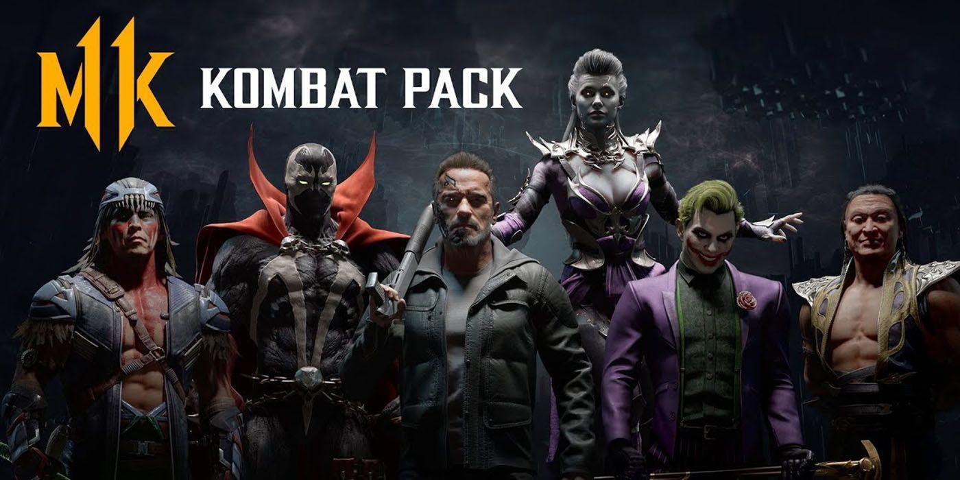 Mortal Kombat 11 DLC Fighter Tier List