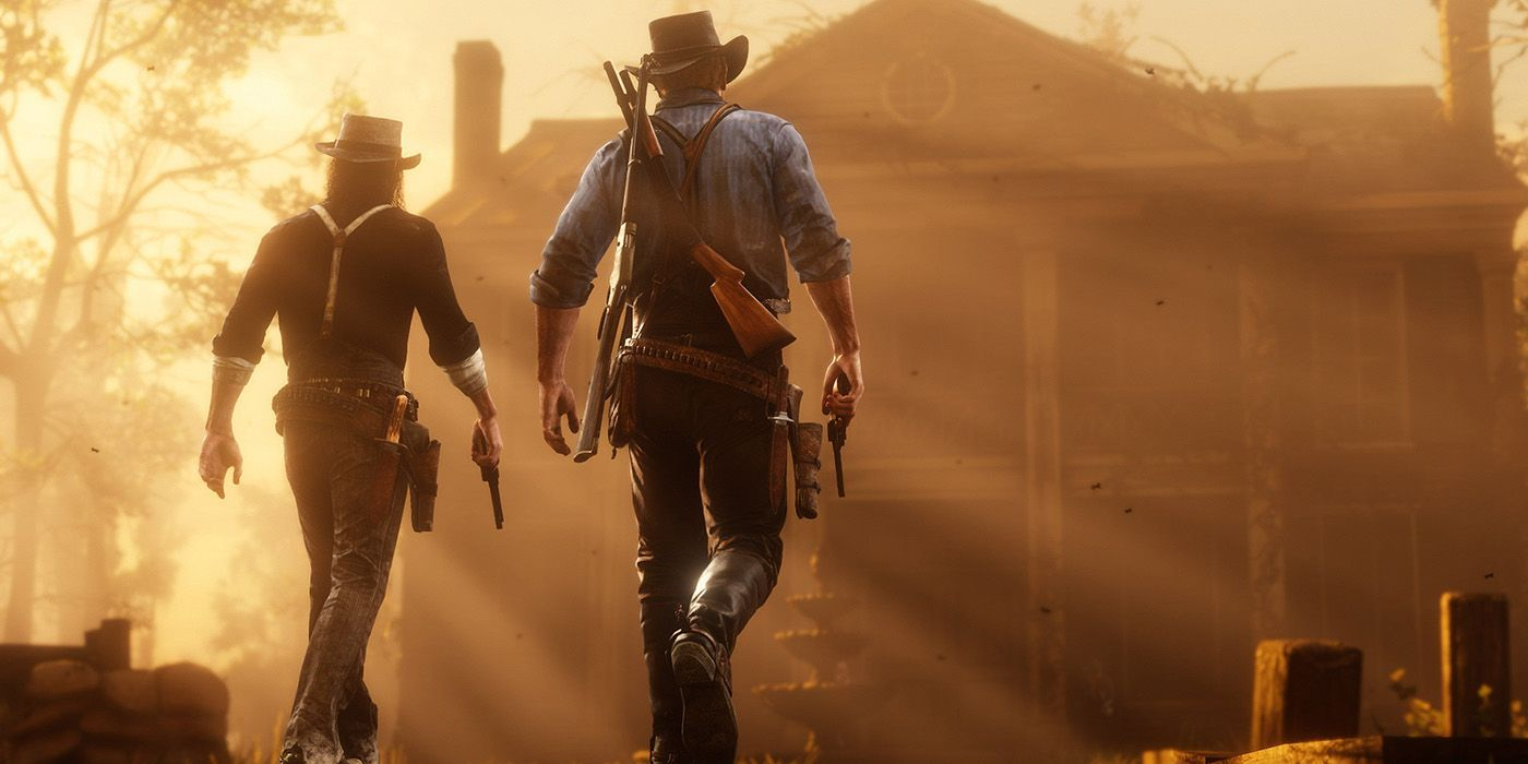 5 Ways John Marston Is Better Than Arthur Morgan In Red Dead