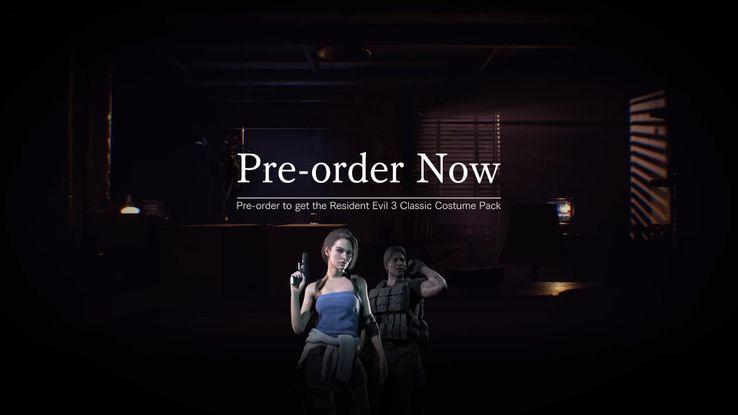 Resident Evil 3 Remake Pre Order Bonuses Revealed Game Rant