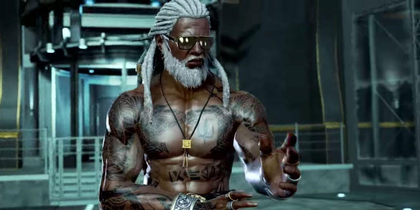 Tekken 7 Releases New Trailer for Leroy Smith