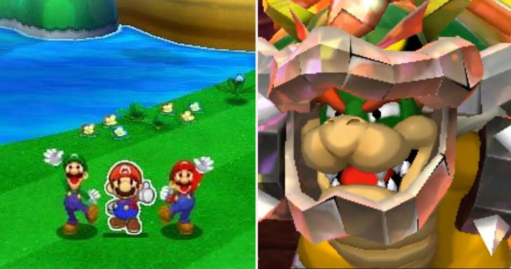 10 Hardest Bosses In Mario Luigi Paper Jam How To Beat Them