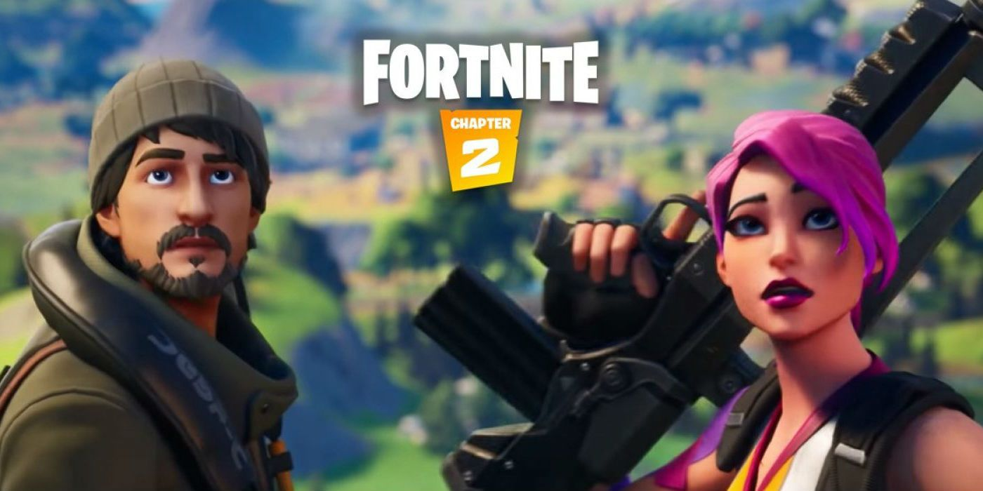 Fortnite Chapter 2 Season 2 Leak Teases Map Changes