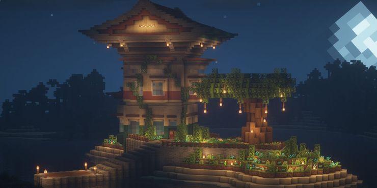 15 Brilliant Minecraft House Ideas Game Rant