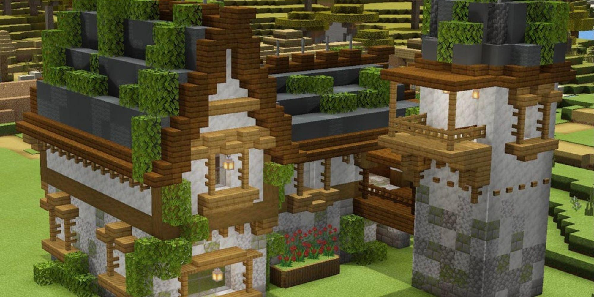 20 Brilliant Minecraft House Ideas   Game Rant