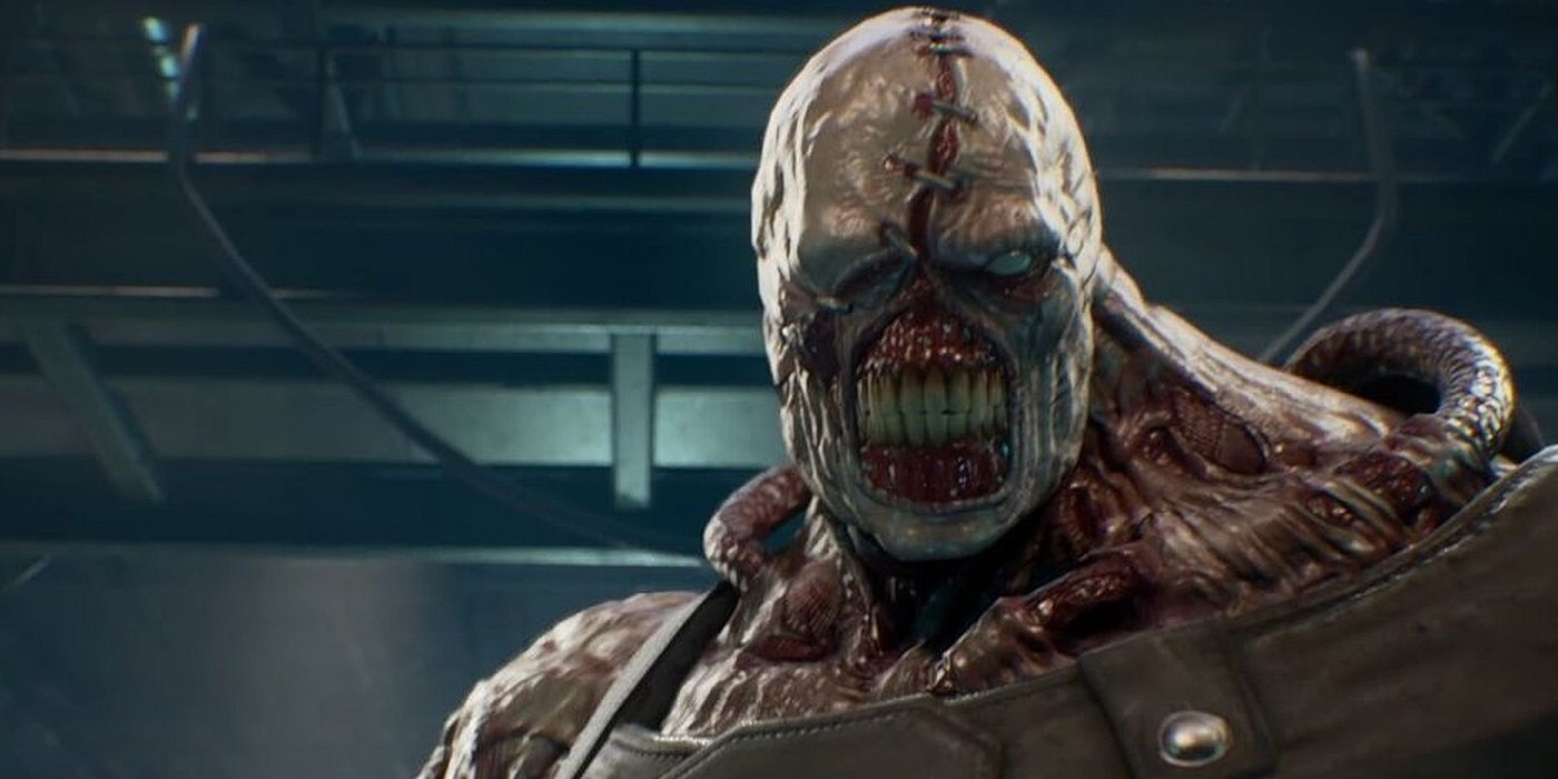 What An Improved Nemesis Ai Means For Resident Evil 3 Remake