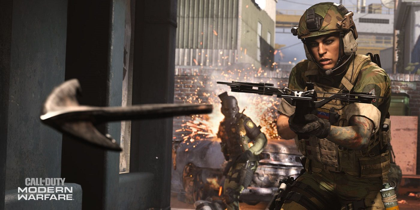 Call of Duty: Modern Warfare Update 1.13 Adds Loadout Slots and More