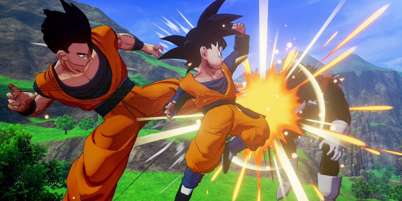 Dragon Ball Z: Kakarot Mod Makes All Characters Playable