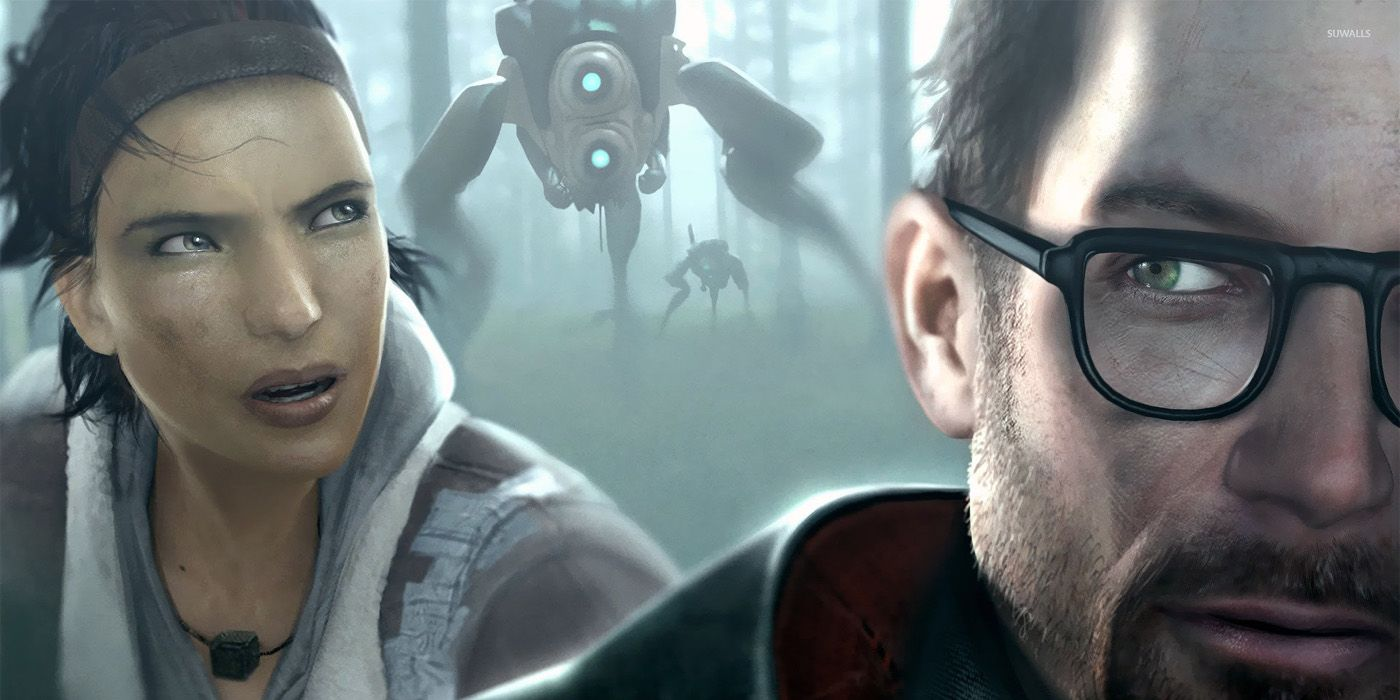 All the Half-Life Games Are Free to Play Right Now