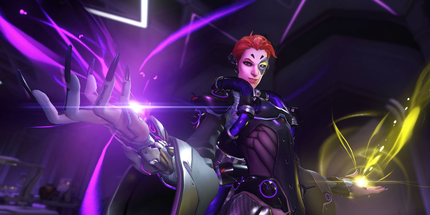 Overwatch 2 Moira Concept Makes Her Incredibly Powerful