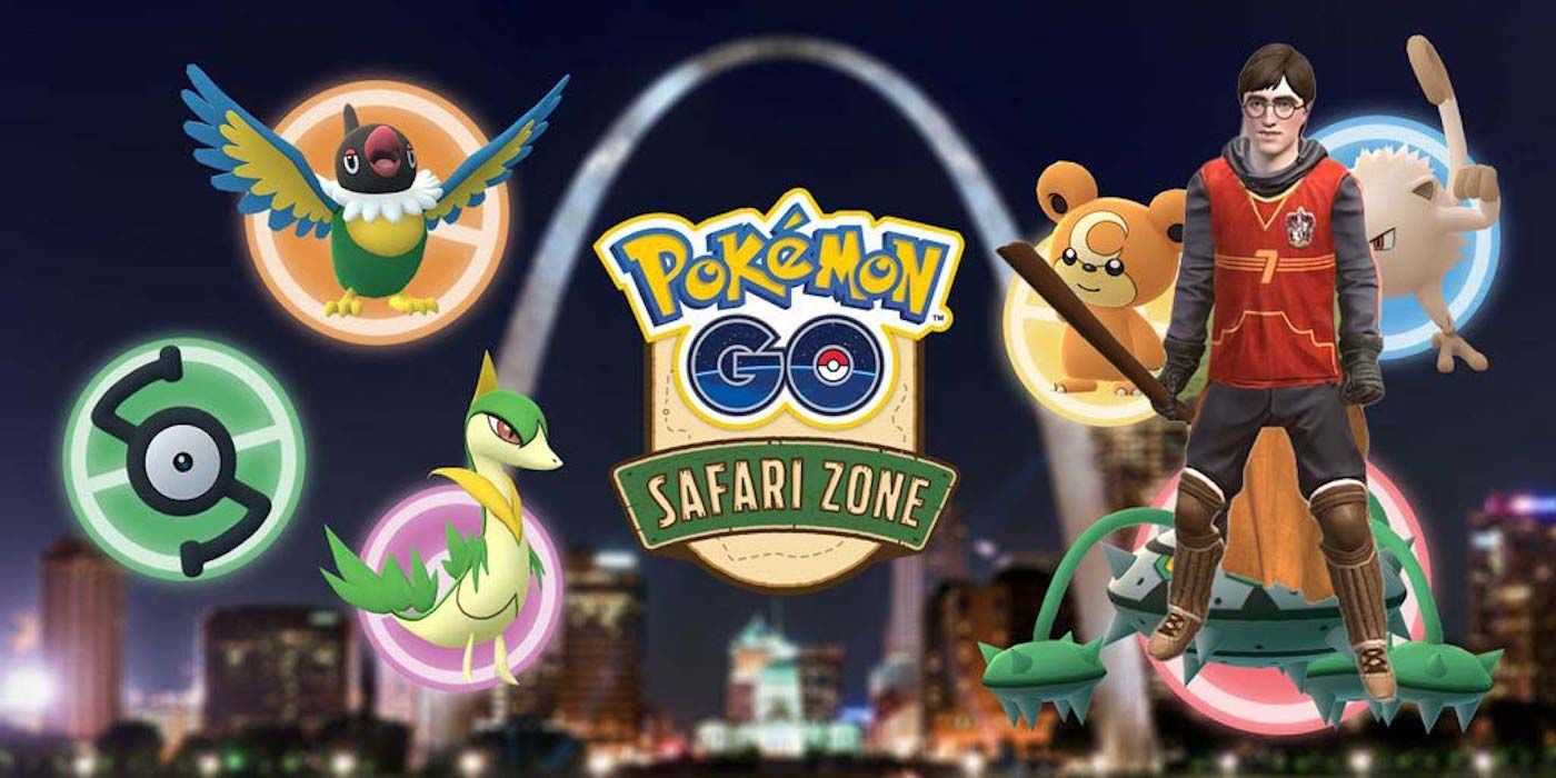 New Pokemon GO, Harry Potter Wizards Unite Events Announced for 2020
