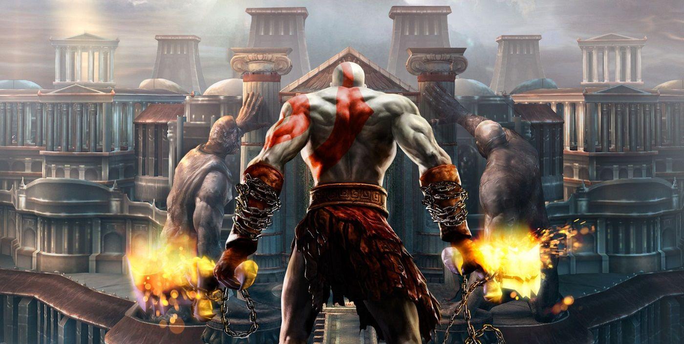 Seria possível trazer os jogos God of War originais para PS5? 1