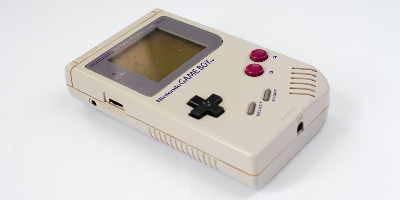 Nintendo Replaced 95 Year Old Grandmother's Game Boy for Free