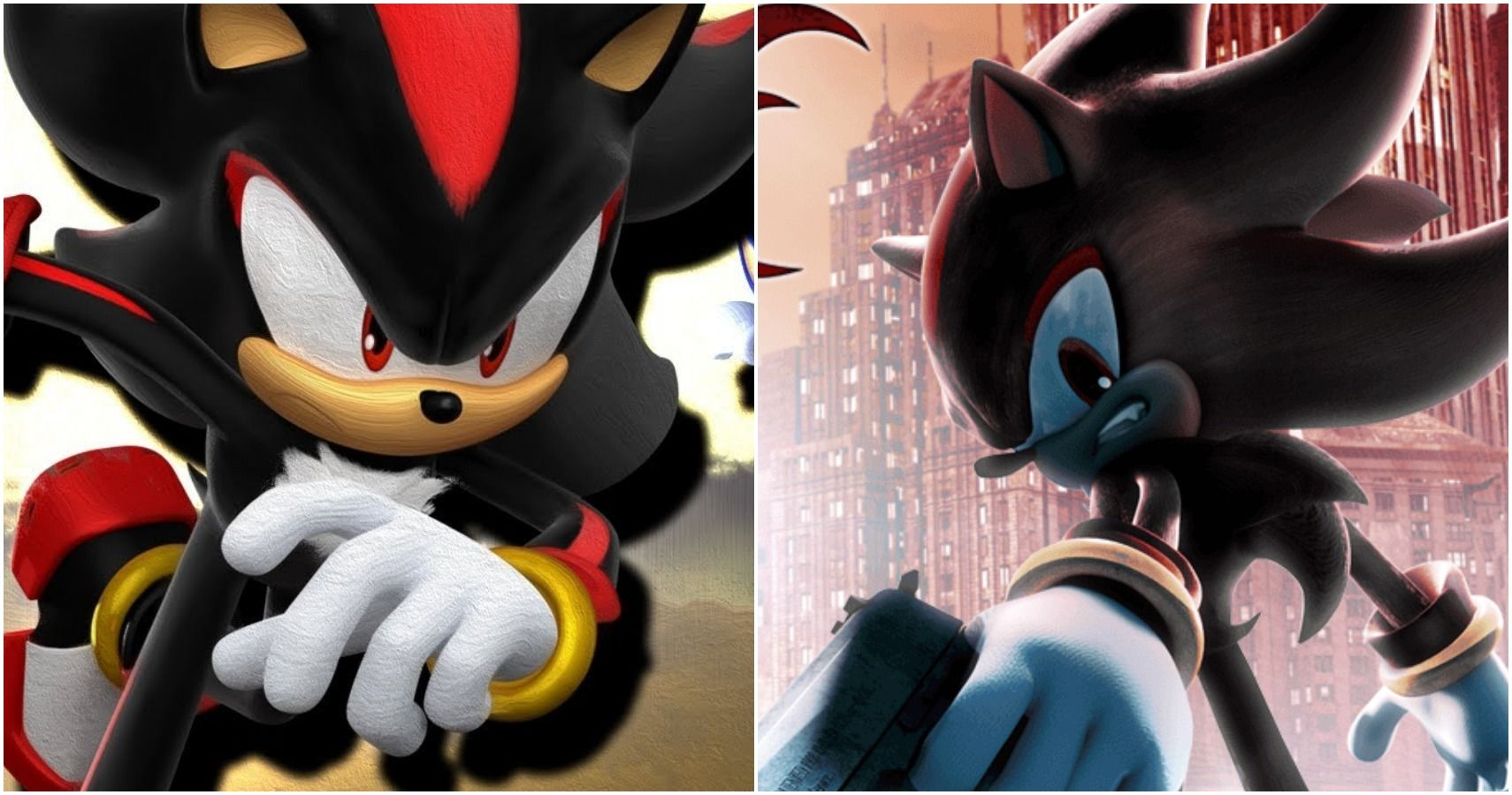 Sonic 10 Things Fans Need To Know About Shadow The Hedgehog