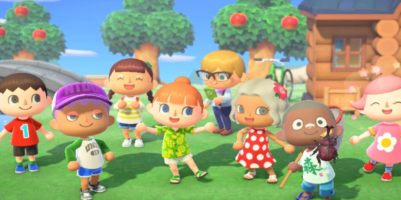 Nintendo Reuploads Animal Crossing Direct with Small Change About Save Data